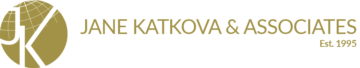 Jane Katkova & Associates Sticky Logo