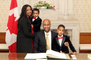 Immigration Minister, newcomers to Canada, citizenship