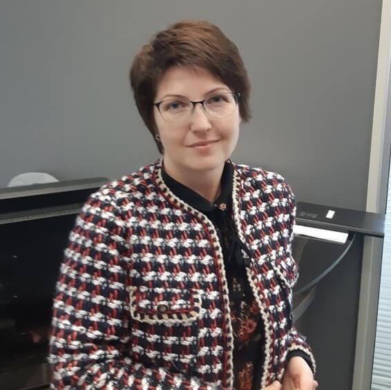 Lyudmyla Volynska