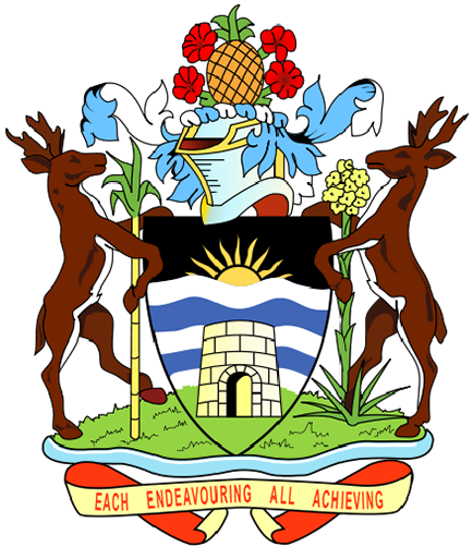 Antigua Coat of Arms