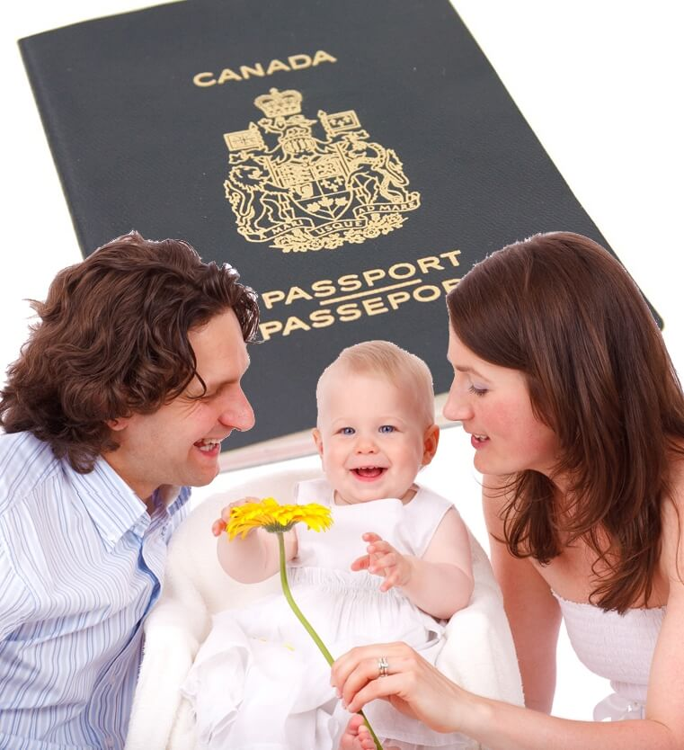 child birth In Canada