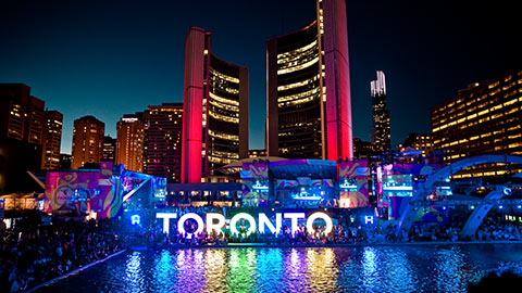 Toronto ranked one of the top financial centers in the World this year.